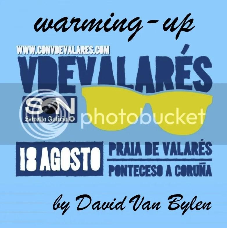 Warming-up V de Valarés 2012 (DJ Mix by David Van Bylen)