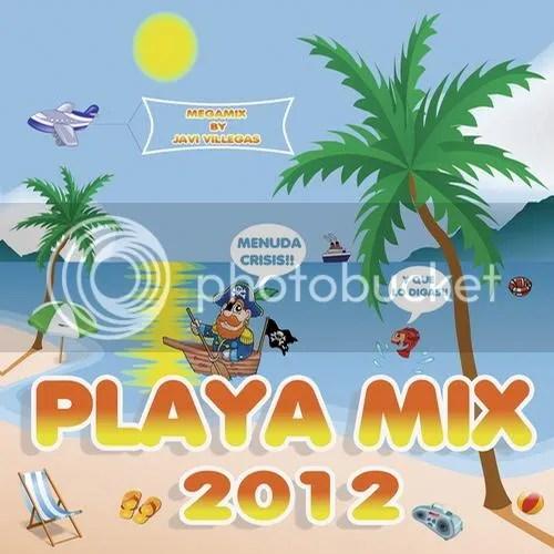 Playa Mix 2012