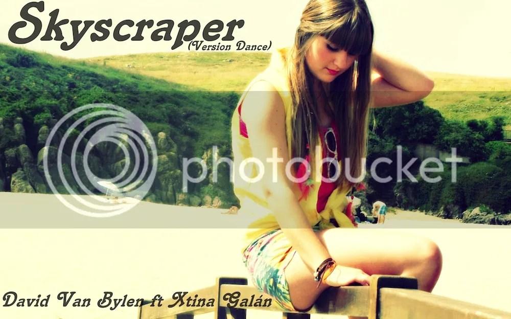 Skyscraper (Dance Cover) by David Van bylen feat. Xtina Galán
