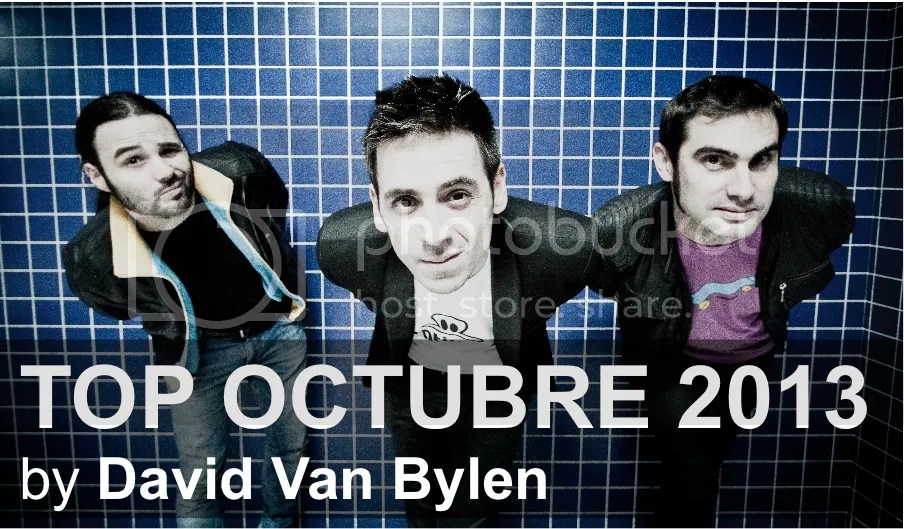 Top Octubre 2013 by David Van Bylen