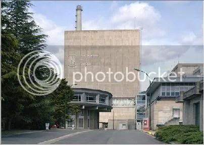 central nuclear de garona