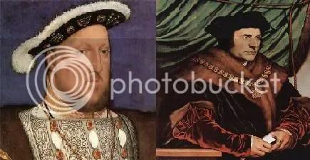 enrique VIII vs tomas moro