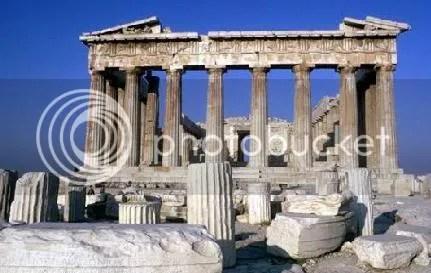 parthenon griego