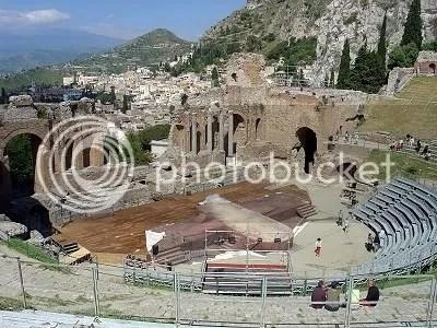 el teatro griego