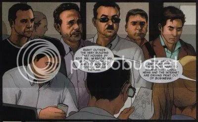 tertulia 4cs comic