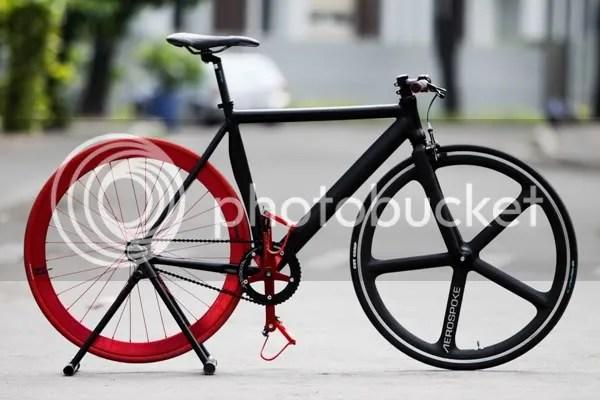 Artikel Tentang Sepeda Fixie Komunitas Sepeda