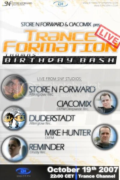 Trance Formation