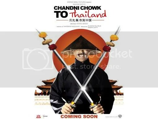 Chandni Chowk to Thailand