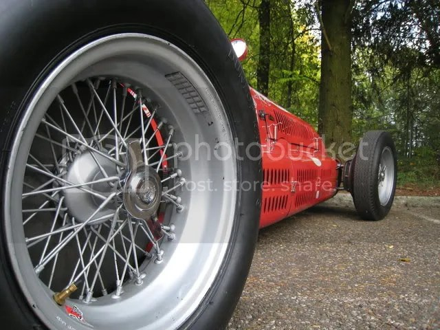 Maserati 250F Borranis