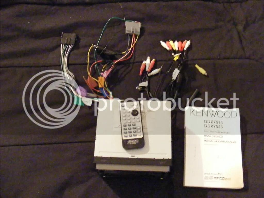 Kenwood Monitor Dvd Receiver Kvt 512 Wiring Diagram 719dvd