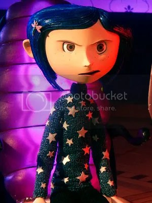 Coraline or....