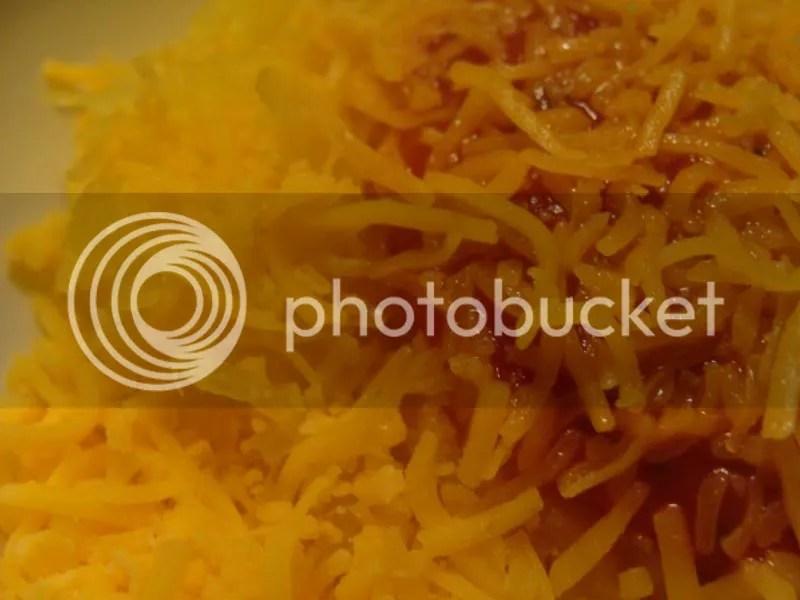 Spaghetti Squash, finished