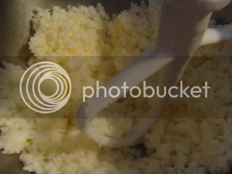 sugar butter