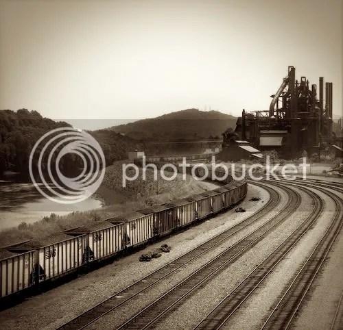 Bethlehem Steel = Ugly and Symbolic
