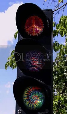Hippy Stoplight