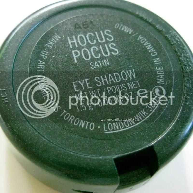 Mac Hocus Pocus,Mac Bloggers Obsessions,warmvanillasugar0823
