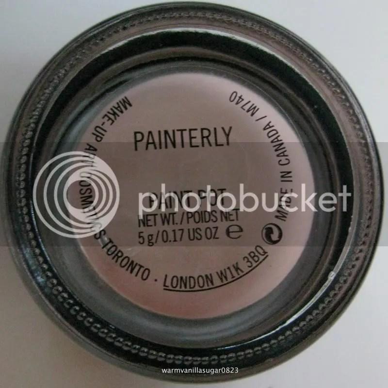 Mac Painterly Paint Pot,warmvanillasugar0823
