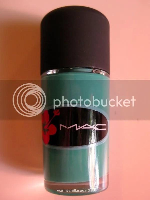 warmvanillasugar0823,Mac Surf! Baby Collection,Mac Ocean Dip Nail Polish