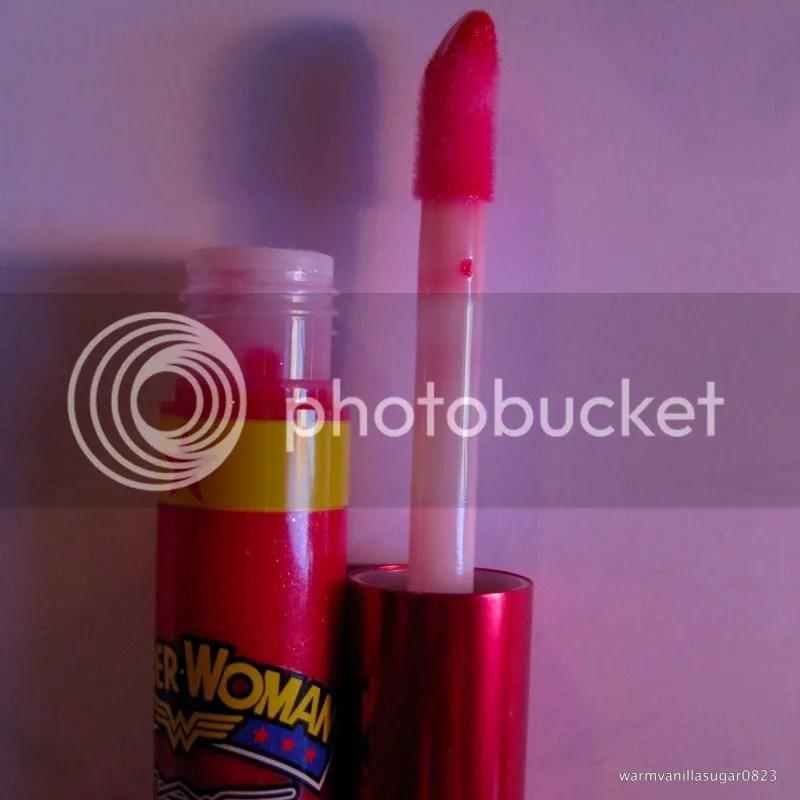 Mac Wonder Woman,warmvanillasugar0823