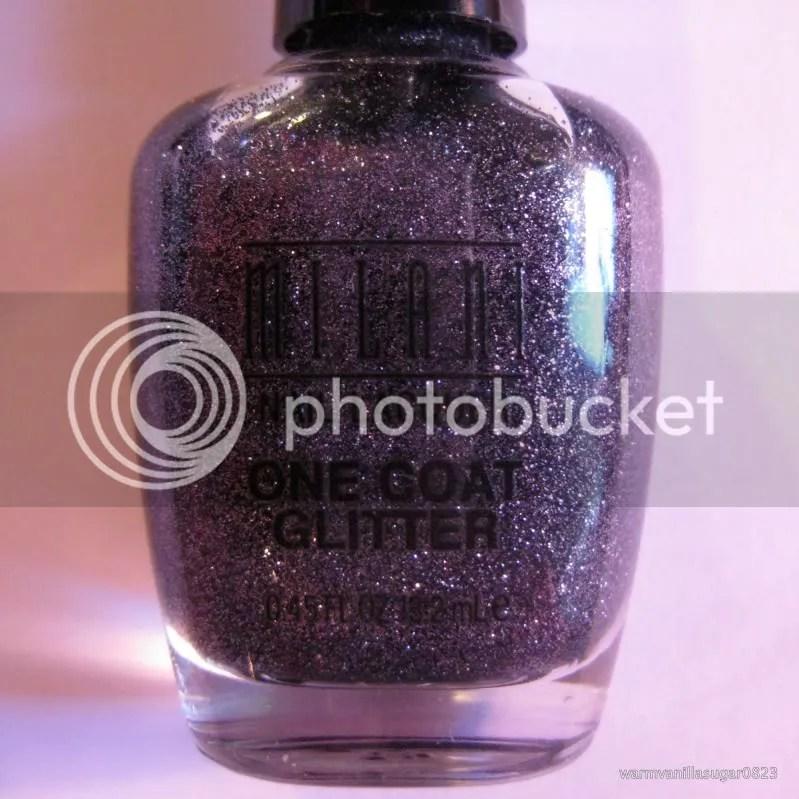 Milani Silver Dazzle,warmvanillasugar0823,Milani Rockstar Heavy Glitter