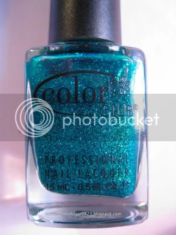 Color Club Untamed Luxury,warmvanillasugar0823