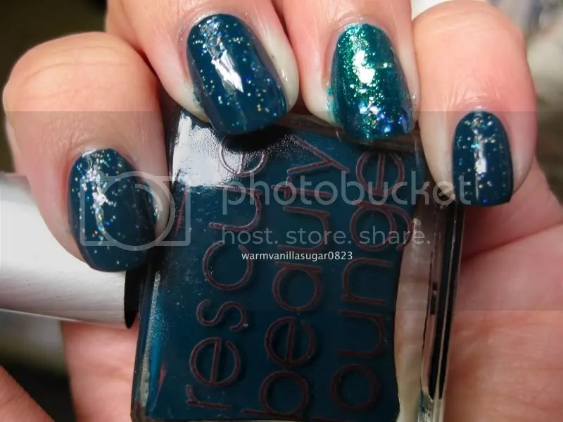 Rescue Beauty Lounge Teal,Color Club Covered In Diamonds,Color Club Si Vous Please!,Zoya Charla,warmvanillasugar0823