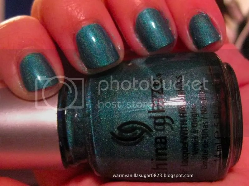 china glaze dv8,china glaze omg,holographic nail polish,warmvanillasugar0823