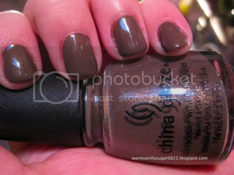 china glaze ingrid,china glaze fall 2010,warmvanillasugar0823