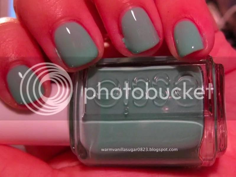 Essie Turquoise & Caicos,warmvanillasugar0823