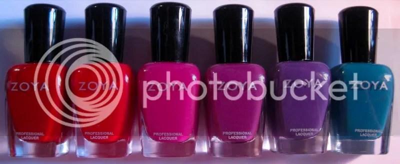 Zoya Summertime,Zoya Nail Polish,Zoya Nail Polish Swatches,warmvanillasugar0823