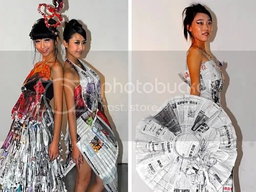 newspaper-fashion-dresses.jpg picture by Viviobluerex