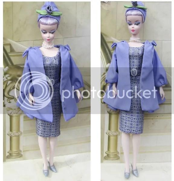 lunchenon enseble barbie silsktone purple