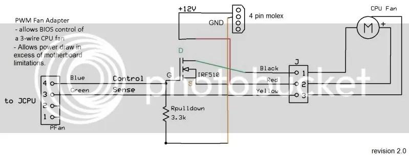 4 wire cpu fan wiring diagram - free download wiring diagrams, Wiring diagram