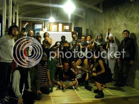 Nu-Substance2009: Resonance | Costume Party Celebration