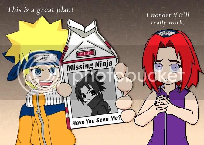 sasuke milk missin-nin