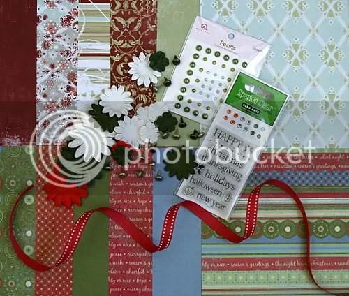 A Kaiser Christmas Sampler Card Kit