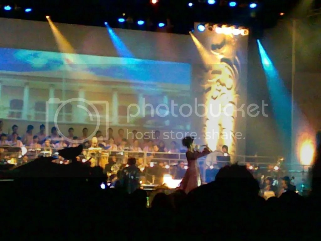 Krisdayanti on World Peace Orchestra - UGM 60th Anniversary