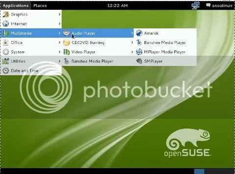 openSUSE Multimedia