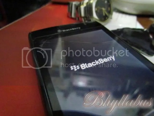 BlackBerry 9550 Odin