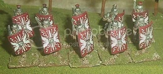 Old Glory 25mm Imperial Romans A200