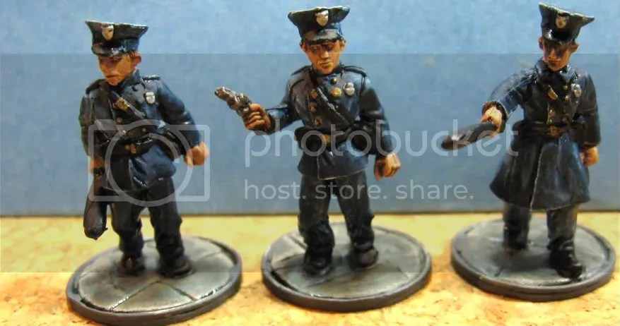 Blue Moon Police 205