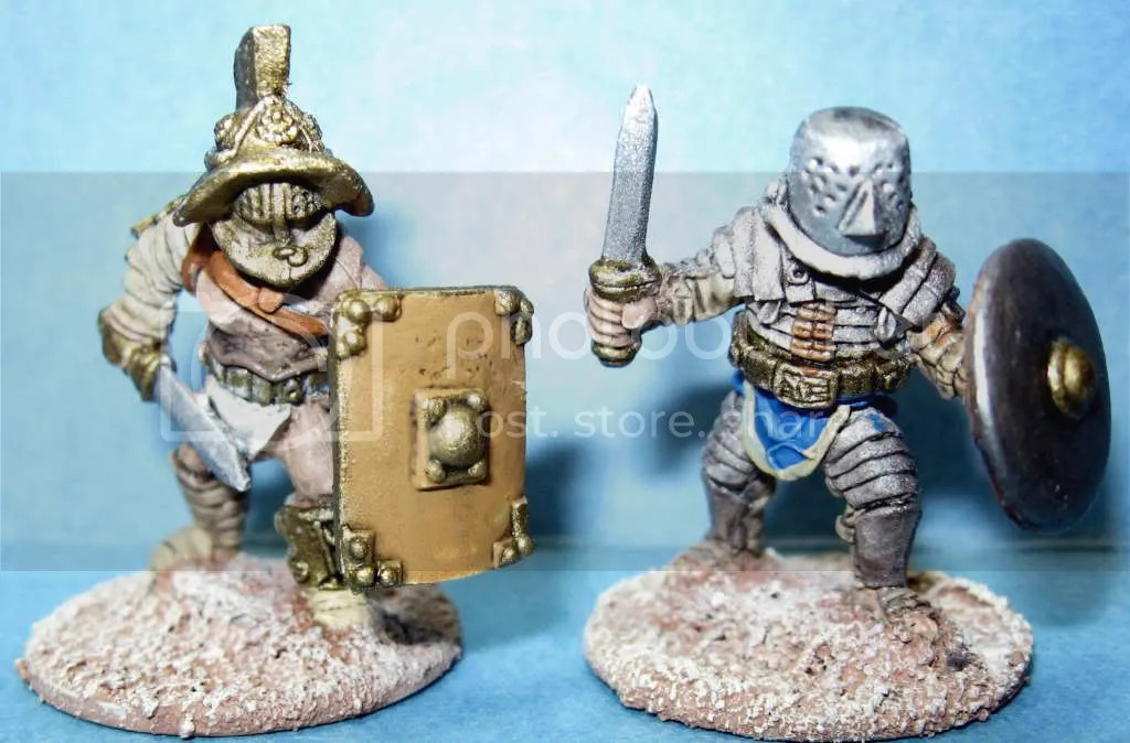 Crusader Heavy gladiators