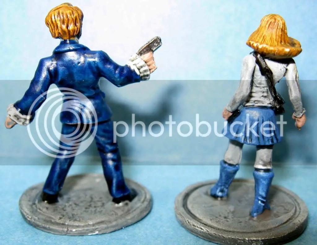 Blue Moon British Agents