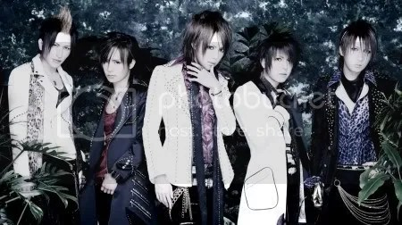 alice nine, j rock, visual kei, rock