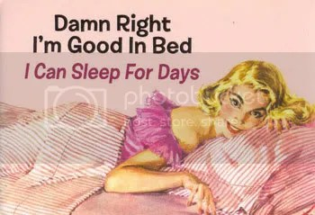 damn right im good in bed