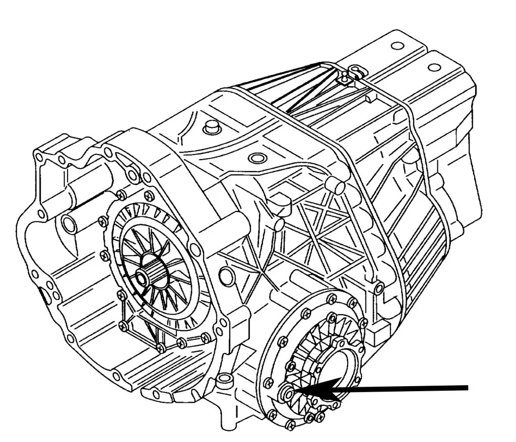 Audi A8 Oil Filter Location