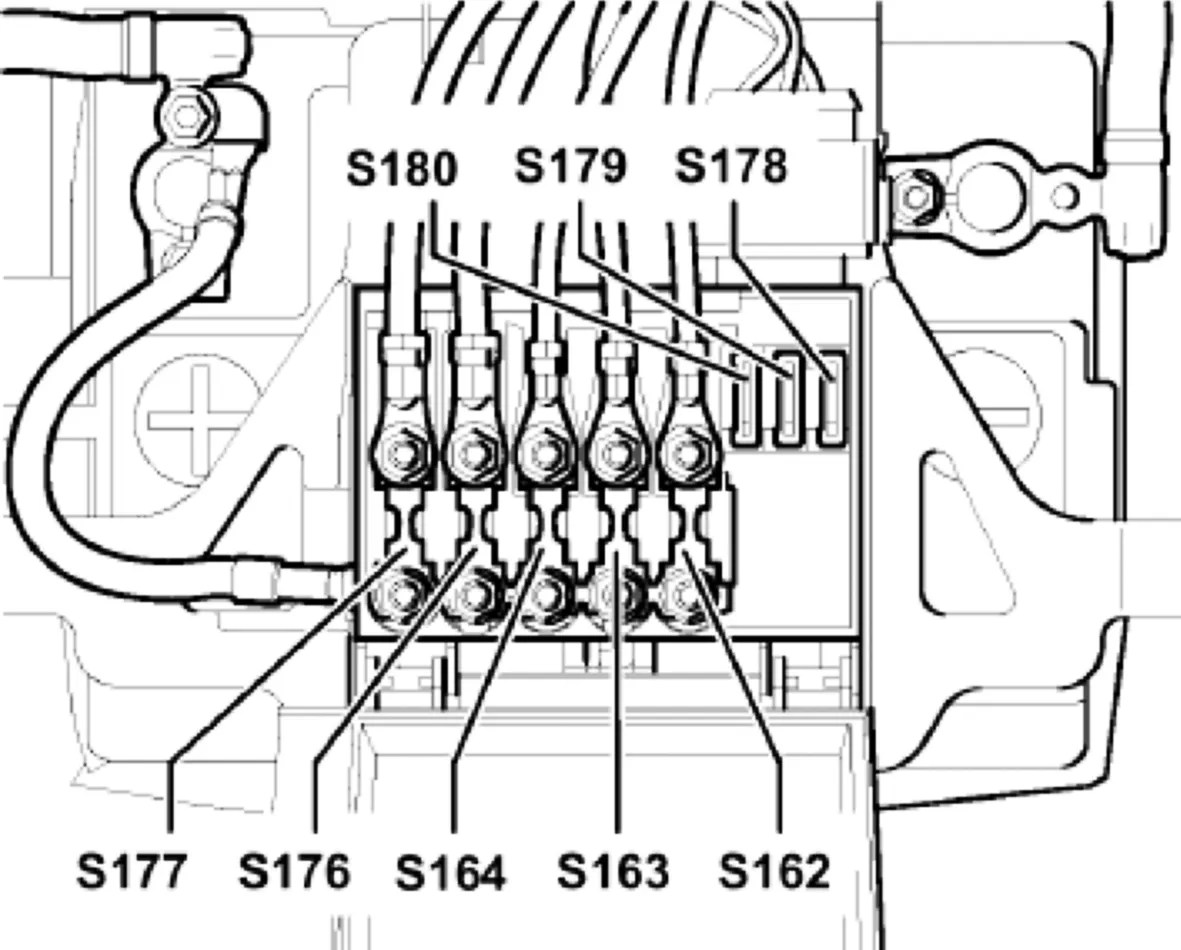 Fuse Fuse Vw Polo Fuse Box Diagram Vw Polo Fuse Box