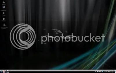 PCLinuxOS 2008 Desktop