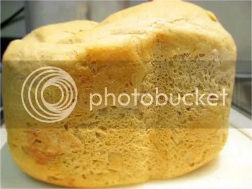 Pão mistura centeio