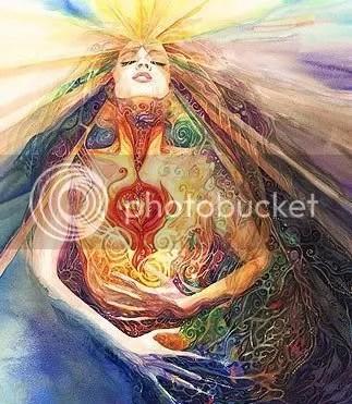 lovelady2.jpg Chakras image by ankesenaton
